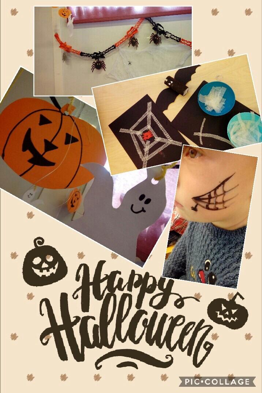 Halloween Werkjes.Nieuwsbrief